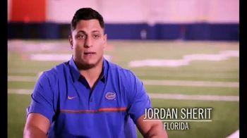 Southeastern Conference TV Spot, 'Jordan Sherit' - Thumbnail 1