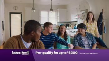 Jackson Hewitt Express Refund Advance TV Spot, 'Don't Worry, Dave' - 5355 commercial airings