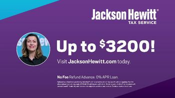 Jackson Hewitt Express Refund Advance TV Spot, 'Don't Worry, Dave' - Thumbnail 9