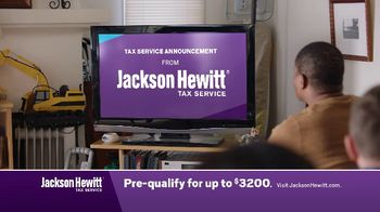 Jackson Hewitt Express Refund Advance TV Spot, 'Don't Worry, Dave' - Thumbnail 2