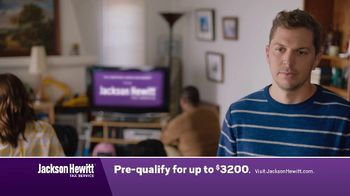 Jackson Hewitt Express Refund Advance TV Spot, 'Don't Worry, Dave' - Thumbnail 3