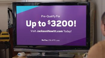 Jackson Hewitt Express Refund Advance TV Spot, 'Don't Worry, Dave' - Thumbnail 4