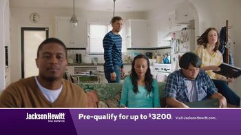 Jackson Hewitt Express Refund Advance TV Spot, 'Don't Worry, Dave' - Thumbnail 5