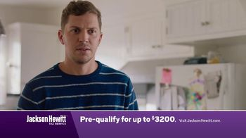 Jackson Hewitt Express Refund Advance TV Spot, 'Don't Worry, Dave' - Thumbnail 6