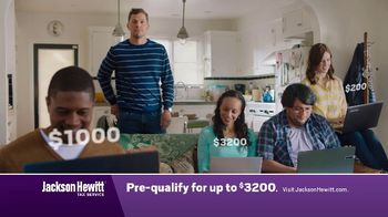 Jackson Hewitt Express Refund Advance TV Spot, 'Don't Worry, Dave' - Thumbnail 7