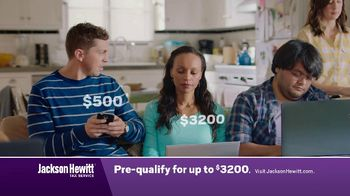 Jackson Hewitt Express Refund Advance TV Spot, 'Don't Worry, Dave' - Thumbnail 8