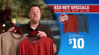 Bass Pro Shops 5 Day Sale TV Spot, 'Shirts and Camera' Ft. Kevin VanDam - Thumbnail 5