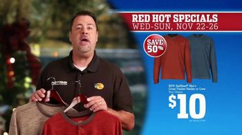 Bass Pro Shops 5 Day Sale TV Spot, 'Shirts and Camera' Ft. Kevin VanDam - 39 commercial airings