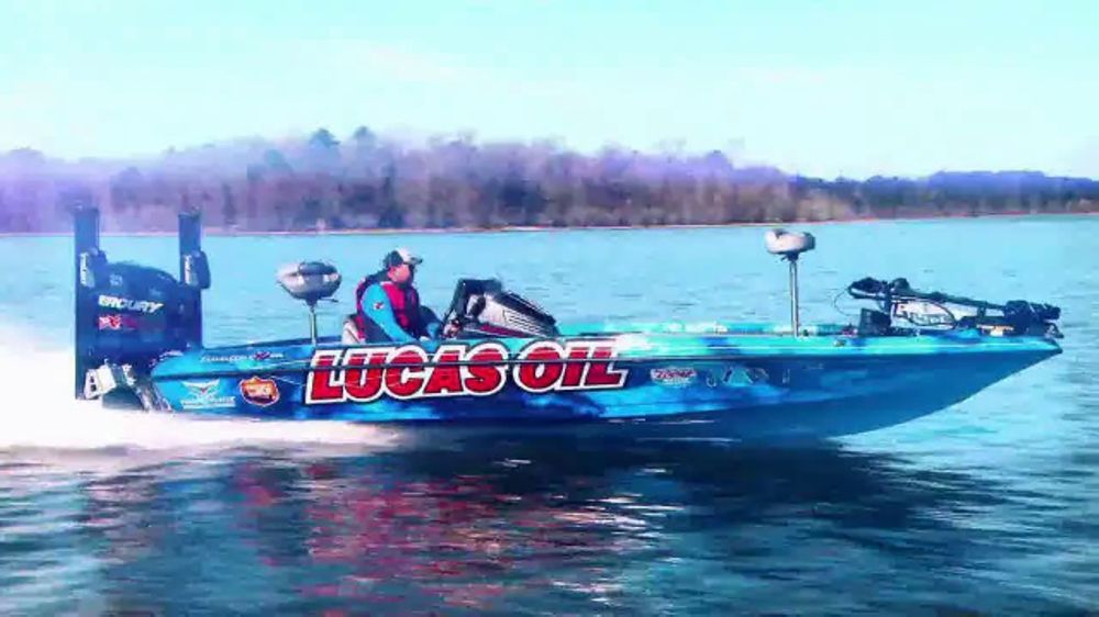 Lucas Oil Marine 2-Cycle Oil TV Commercial, 'Protect Your Investment'