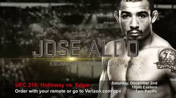 UFC 218 TV Spot, 'UFC 218: Holloway vs Aldo 2' [Spanish] - Thumbnail 5
