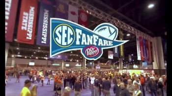 SEC FanFare TV Spot, 'Activities, Events and Games'