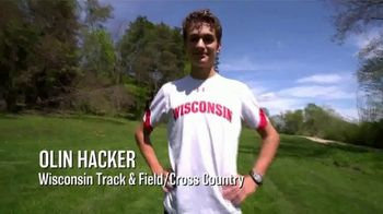 Big Ten Conference TV Spot, 'Faces of the Big Ten: Olin Hacker' - Thumbnail 2