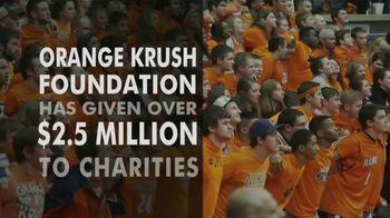 BTN Live Big TV Spot, 'Illinois Fans Are Orange Krush-ing It' - Thumbnail 8