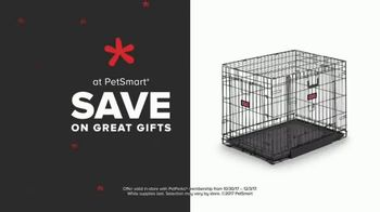 PetSmart Pre-Black Friday TV Spot, 'Aquariums, Beds, Crates and More' - Thumbnail 8