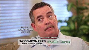 Liberator Medical Supply TV Spot, \'Men\'s Pocket Catheter\'