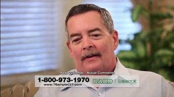 Liberator Medical Supply TV Spot, 'Men's Pocket Catheter' - Thumbnail 1