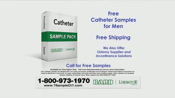 Liberator Medical Supply TV Spot, 'Men's Pocket Catheter' - Thumbnail 7