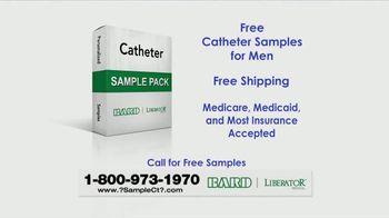 Liberator Medical Supply TV Spot, 'Men's Pocket Catheter' - Thumbnail 3