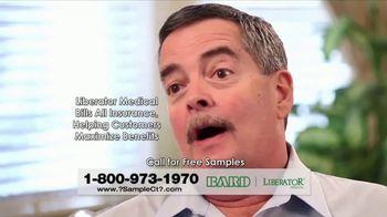 Liberator Medical Supply TV Spot, 'Men's Pocket Catheter' - Thumbnail 6