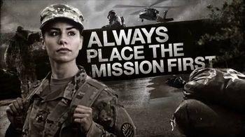 National Guard TV Spot, 'Never Quit'
