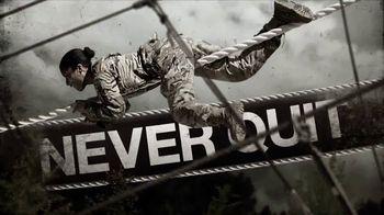 National Guard TV Spot, 'Never Quit' - Thumbnail 7