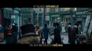 The Man Who Invented Christmas - Alternate Trailer 3