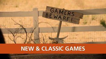GameFly.com TV Spot, 'Wild West' - Thumbnail 4