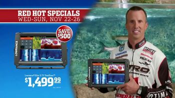 Bass Pro Shops 5 Day Sale TV Spot, 'Thermals and Boots' Ft. Kevin VanDam - Thumbnail 10