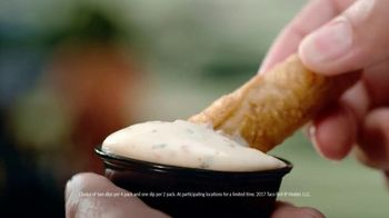 Taco Bell Rolled Chicken Tacos TV Spot, 'The Ex' - Thumbnail 10