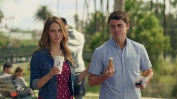 Taco Bell Rolled Chicken Tacos TV Spot, 'The Ex' - Thumbnail 9