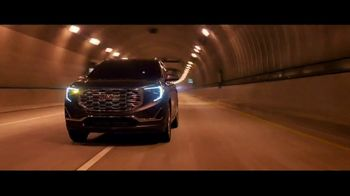 2018 GMC Terrain TV Spot, 'Mighty Like a Pro' Song by The Chemical Brothers - Thumbnail 1