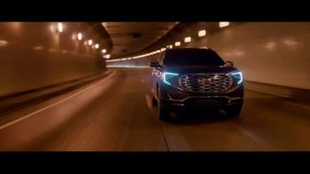 2018 GMC Terrain TV Spot, 'Mighty Like a Pro' Song by The Chemical Brothers