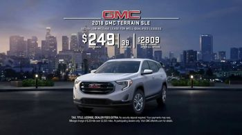 2018 GMC Terrain TV Spot, 'Mighty Like a Pro' Song by The Chemical Brothers - Thumbnail 5