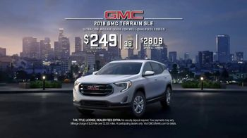 2018 GMC Terrain TV Spot, 'Mighty Like a Pro' Song by The Chemical Brothers - Thumbnail 6