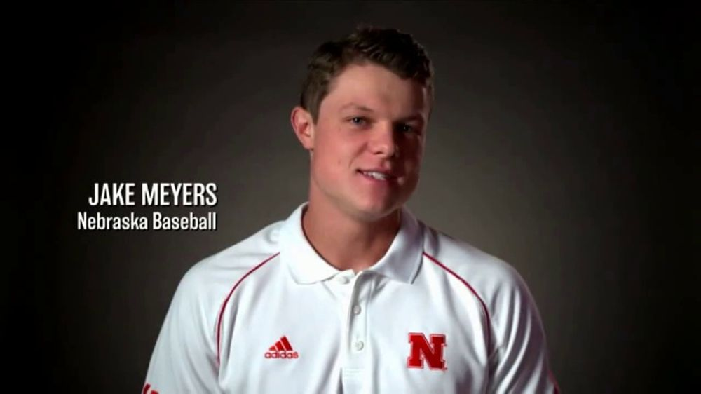 Big Ten Conference TV Commercial, 'Faces of the Big Ten: Jake Meyers'