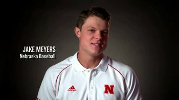 Big Ten Conference TV Spot, 'Faces of the Big Ten: Jake Meyers' - 285 commercial airings