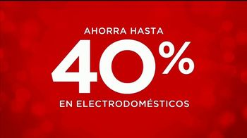 JCPenney TV Spot, 'El reto: electrodomésticos' canción de Sia [Spanish] - 35 commercial airings