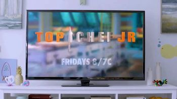 Play-Doh Kitchen Creations TV Spot, 'Universal Kids: Baking Cookies' - Thumbnail 8