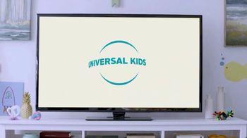 Play-Doh Kitchen Creations TV Spot, 'Universal Kids: Baking Cookies' - Thumbnail 9