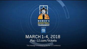 Pac-12 Conference TV Spot, '2018 Pac-12 Women's Basketball Tournament' - Thumbnail 6