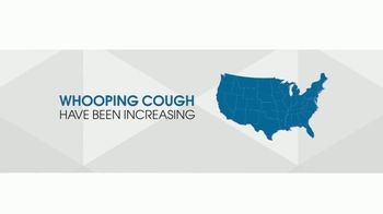NFID TV Spot, 'Get Vaccinated to Help Prevent Whooping Cough'