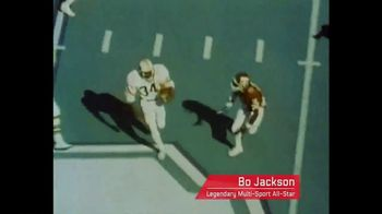 Force Factor Alpha King TV Spot, 'Just a Man' Featuring Bo Jackson - Thumbnail 2