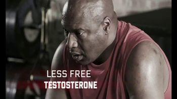 Force Factor Alpha King TV Spot, 'Just a Man' Featuring Bo Jackson - Thumbnail 4
