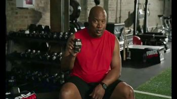 Force Factor Alpha King TV Spot, 'Just a Man' Featuring Bo Jackson - Thumbnail 5