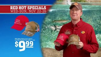 Bass Pro Shops 5 Day Sale TV Spot, 'Red Hot: Hunting and Fishing Caps' - Thumbnail 6