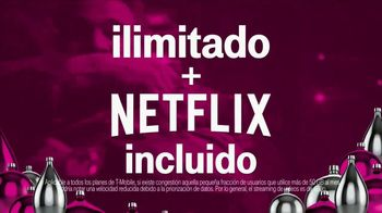 T-Mobile Unlimited TV Spot, 'Celebramos ToDOS' [Spanish] - Thumbnail 4