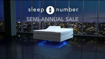 Sleep Number Semi-Annual Sale TV Spot, 'Lie Down for This'