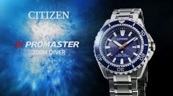 Citizen Promaster 200M Dive TV Spot, 'Dive Deeper' - Thumbnail 7