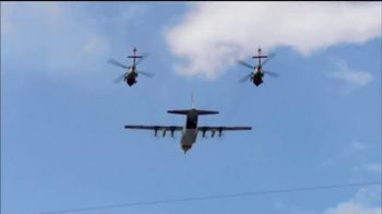 USAA TV Spot, 'Salute to Service: Military Flyover' - 1 commercial airings