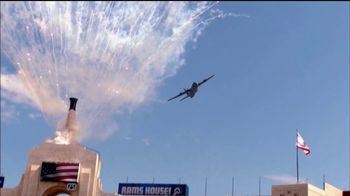 USAA TV Spot, 'Salute to Service: Military Flyover' - Thumbnail 5